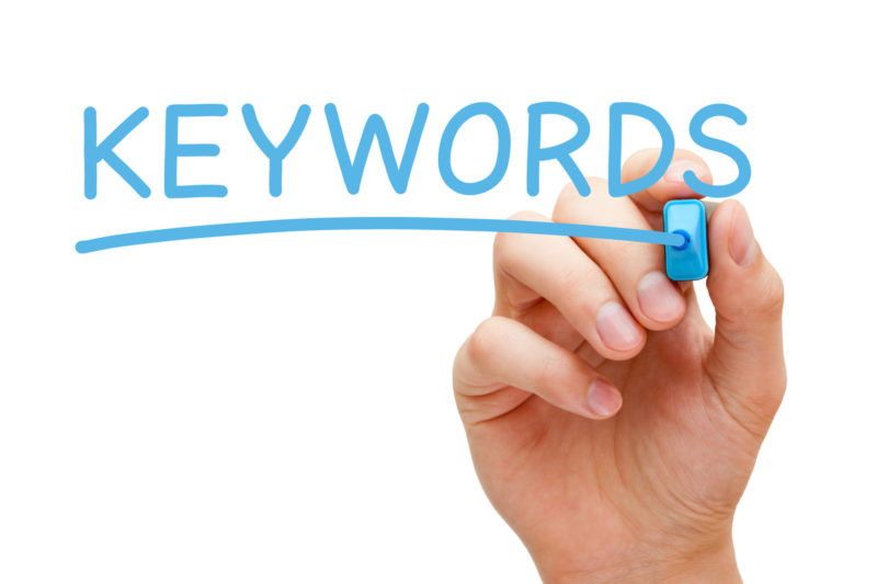 Beginner Mistakes in Google AdWords: #1 - mixing unrelated Keywords