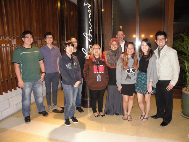 Course participants from Leo Burnett Worldwide