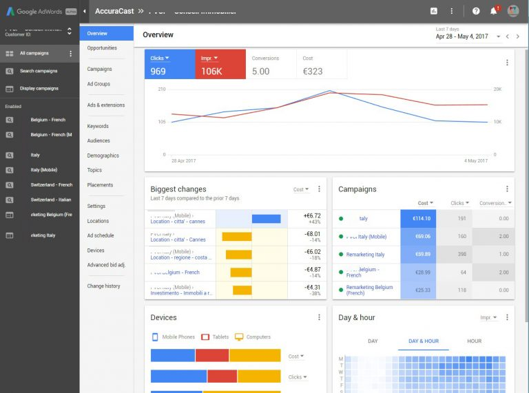 Google AdWords New Interface-AsiaTraining.com
