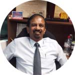Professor Dr Siva Muthaly